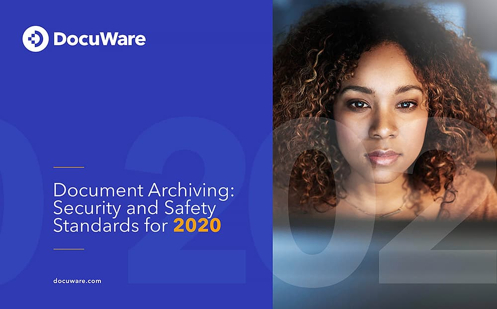 Document Archiving Security and Safety Standards for 2020 - EN - low