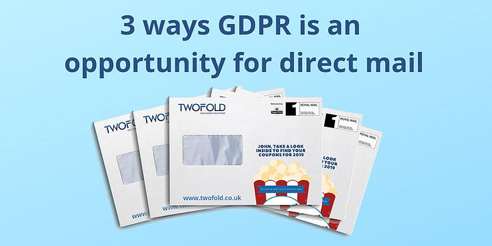 direct mail GDPR