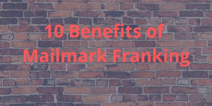mailmark franking
