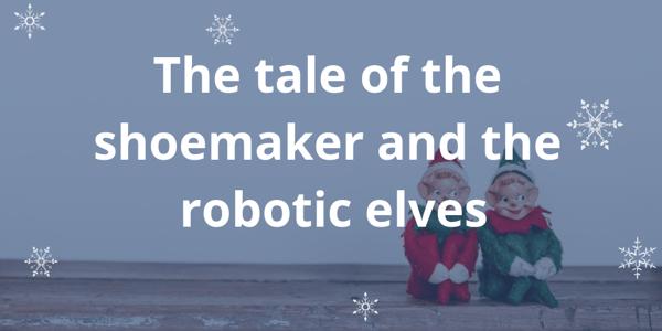 RPA robotic elves blog